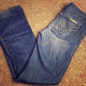 William Rast Stella Bootcut jeans